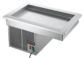 vasca refrigerata drop-in